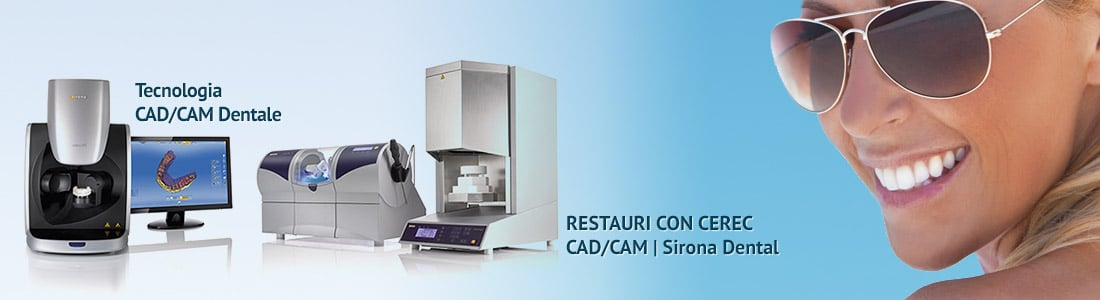Tecnologia CAD CAM dentale
