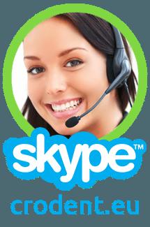 Contattaci via Skype CRODENT