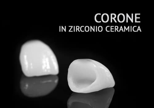 Corone dentali Croazia in zirconio ceramica
